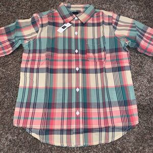 Boy's Gap long-sleeve button down BRAND NEW w/ TAG